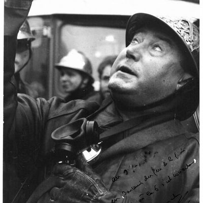 Bspp . Pompiers de Paris de 1969 à 2000. Photos d'antan.