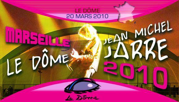 Jarre à Marseille