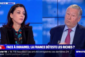 Les riches ont un problème avec les Français