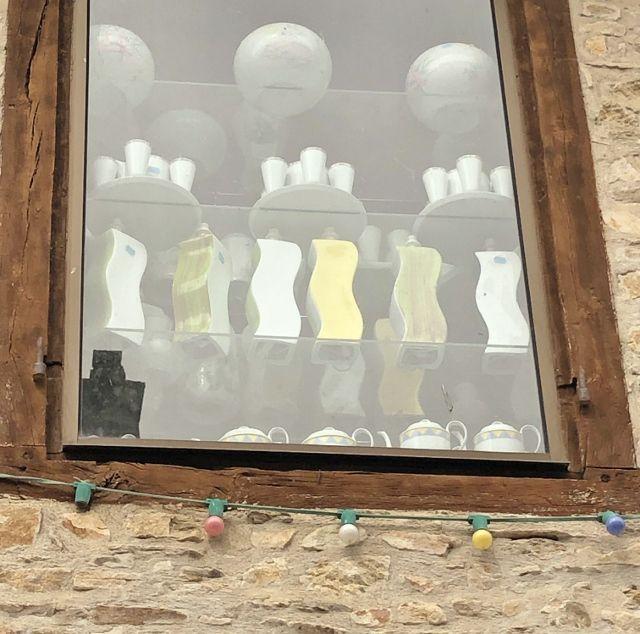 Shopping porcelaine à Saint Irieix