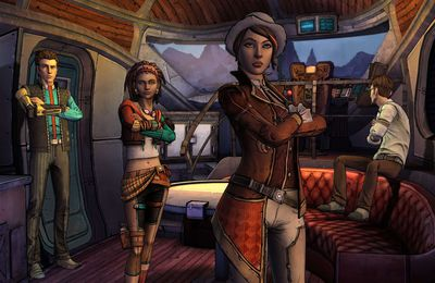 [JV] Tales From The Borderlands