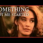 Simply Red - Something Got Me Started (Official Video)