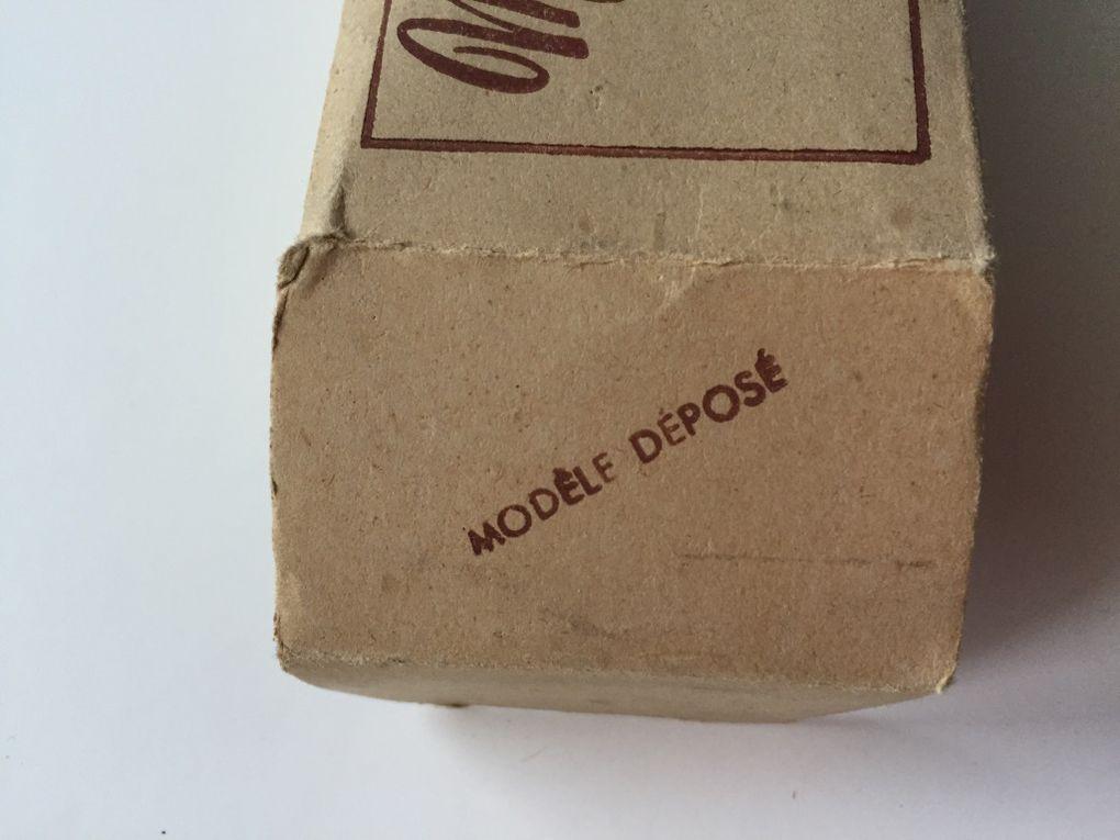 Diaporama 2 : les boîtes, elles-aussi devenues collector !