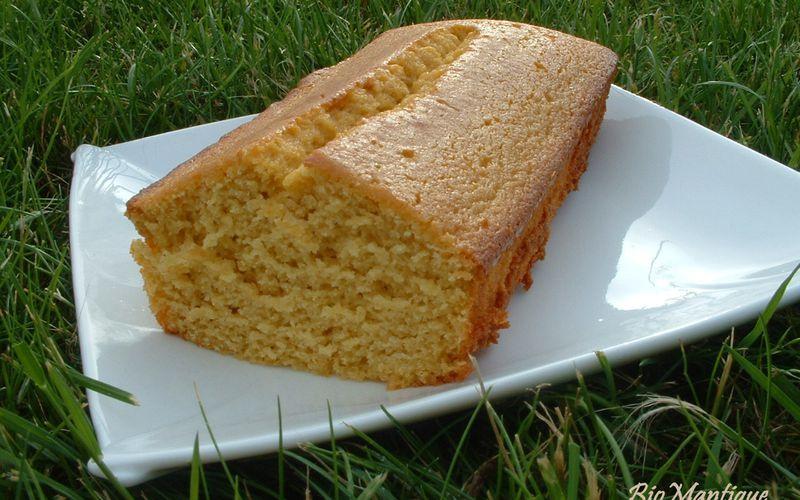 Mon premier gâteau sans gluten