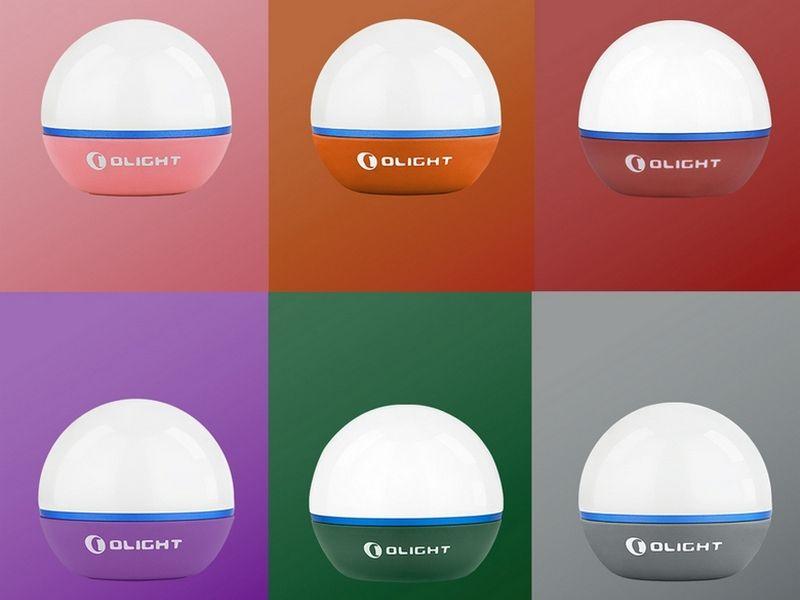 unboxing de la lampe LED compacte sans fil Olight Obulb @ Tests et Bons Plans