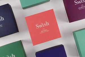SWISH, la nouvelle pochette surprise des grands enfants !