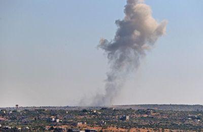 Syrie : l'aviation russe attaque des positions jihadistes et pro-turques au sud d'Idleb