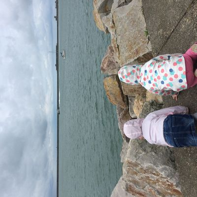 Ballade près de la mer