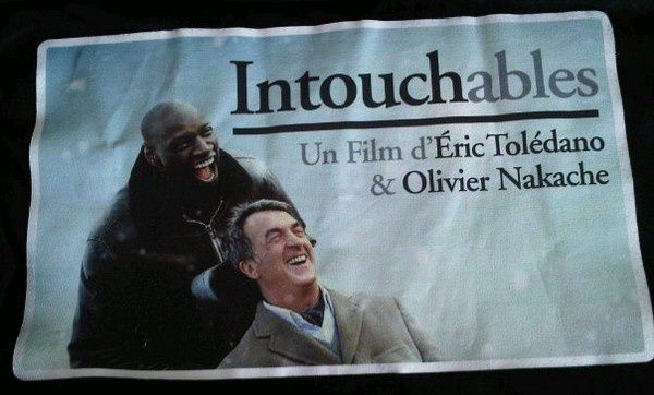 Intouchables - Teasers