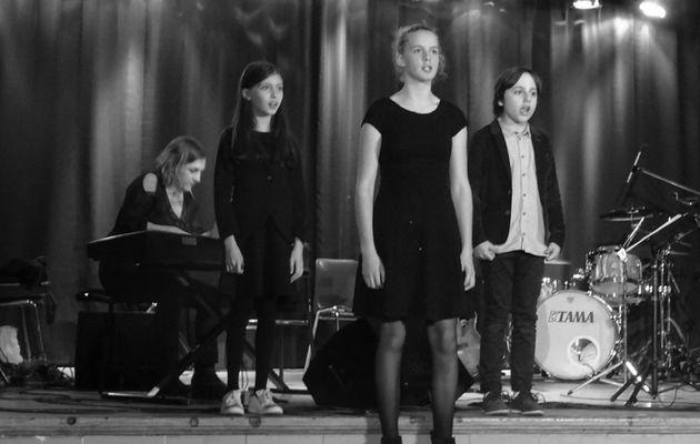 Stage chant et musique avec l'ASPAM 11