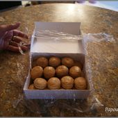 Le macaron de Massiac - L'Auvergne Vue par Papou Poustache