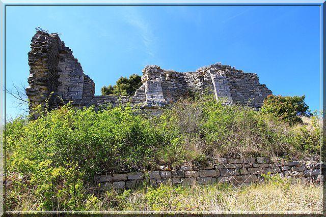 Diaporama château de Montfuron