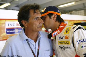Les Piquet attaquent Briatore pour diffamation