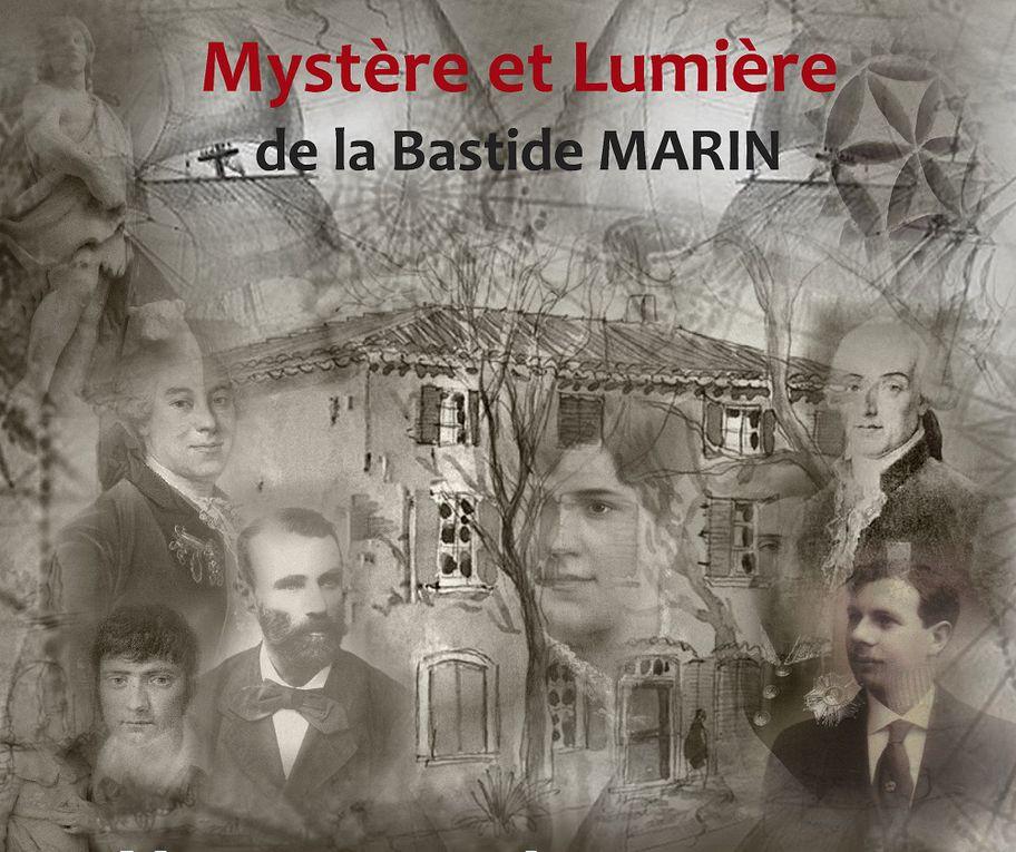 Mystère et Lumière de la Bastide MARIN