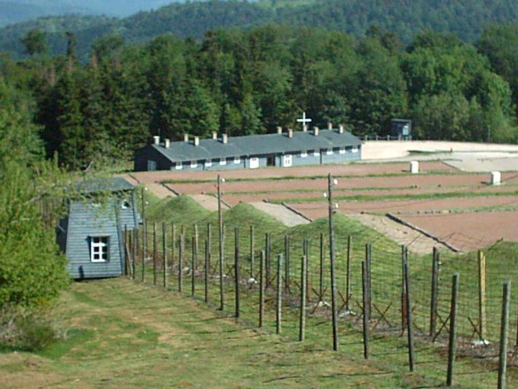Le camp de concentration de Natzweiler-Struthof - Photos D.R. Fork57.free.fr