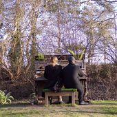 Le Portel , Boulogne sur mer, déco piano, au parc de la falaise - crea.vlgomez. Victoria Lynn , photographe et bricoleuse touche à tout.over-blog.com