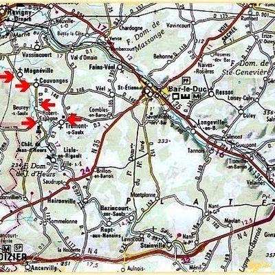 29 août 1944 - Massacre de la vallée de la Saulx