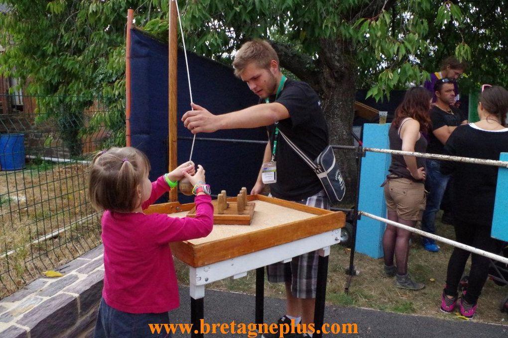 Pendant 2 jours, les 30 et 31 août, se se déroulait, sur la commune de Bréal sous Montfort, la 4ème édition du Festival du Roi Arthur