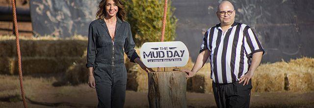 """Le nouveau jeu """"The Mud Day, la course dans la boue"""" diffusé dès le 15 avril sur la chaine L'Équipe"""