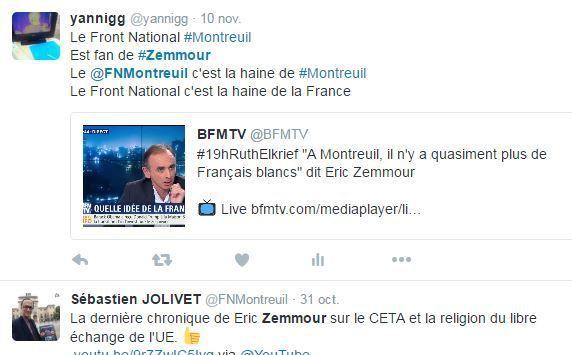 Les enquêtes de l'Inspecteur d'Eric 1: Le FN, Trump et Zemmour