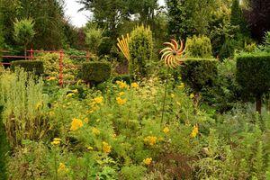 Les jardins de LY en Picardie, ça décoiffe !