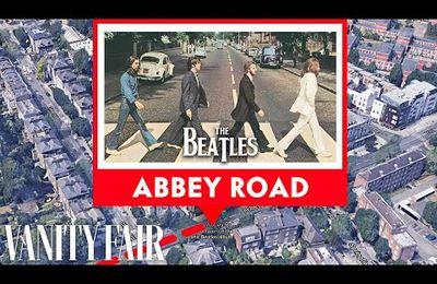 Cartographie des Beatles