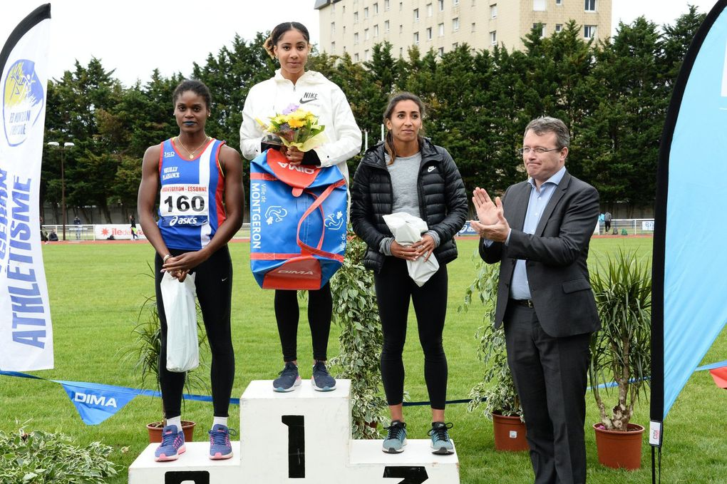 34e Meeting international d'athlétisme Montgeron-Essonne