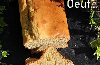 Cake à l'eau de fleur d'oranger, vanille et citron