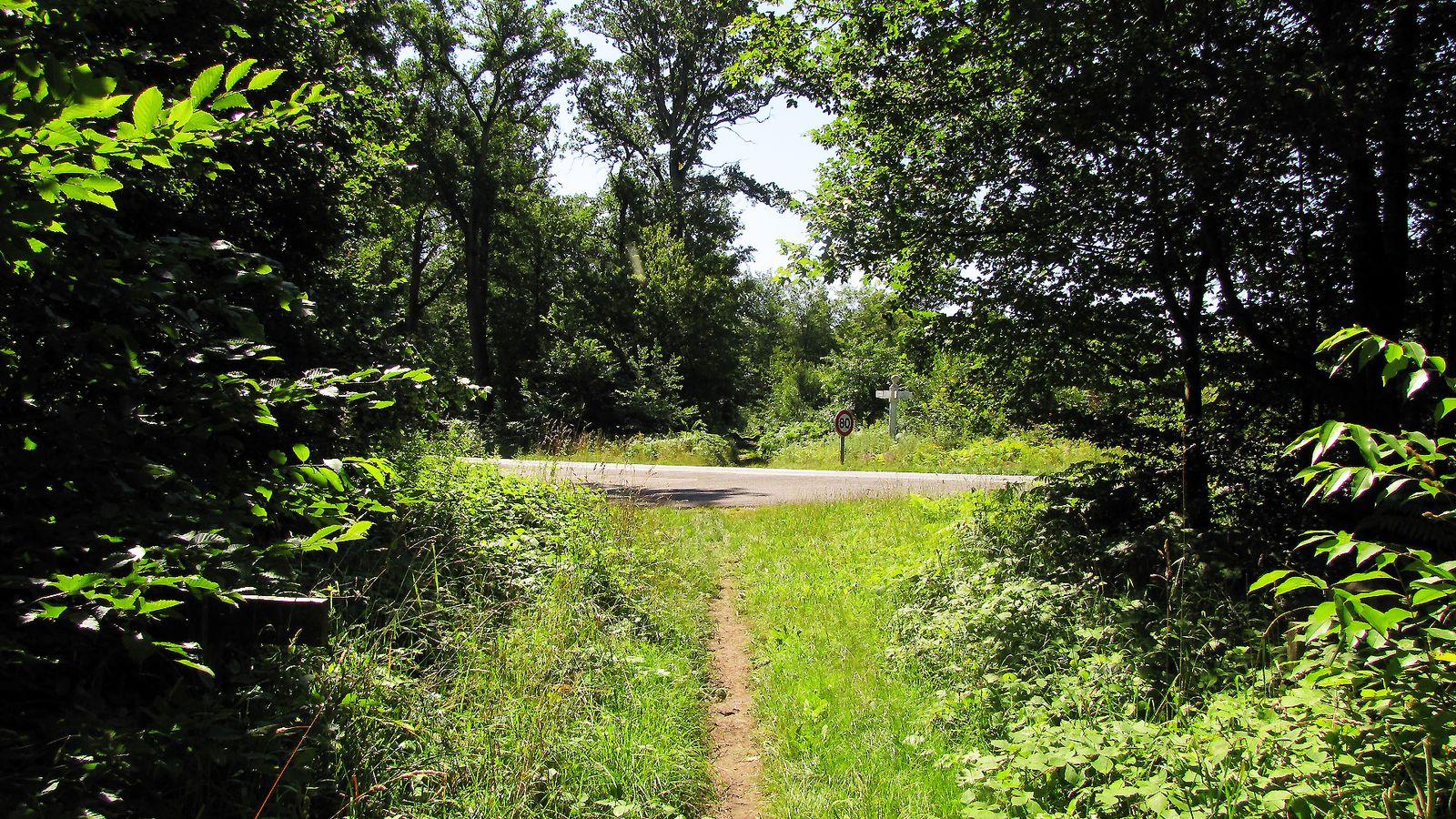 le carrefour de Morpigny
