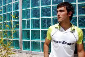 Pablo Lima, jugador profesional de padel.