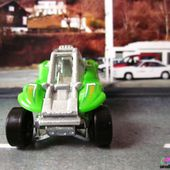 POWER SANDER HOT WHEELS 1/64 - BUGGY - car-collector.net