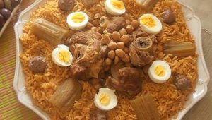 recette tlitli algérien recette de langue d'oiseau en sauce
