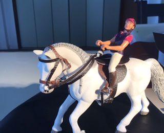 Kit du horse bailleur.. schleich