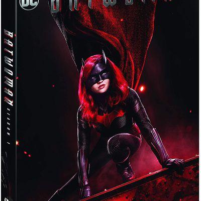 Commande Batwoman (DVD)