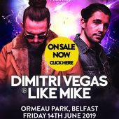 Belsonic in association with Magners - Ormeau Park Belfast - 2019