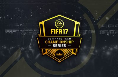 FIFA 17 :LANCE SON L'ULTIMATE TEAM CHAMPIONSHIP SERIES QUALIFIER FRANCE