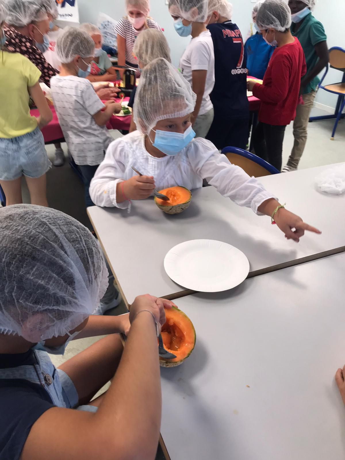 Lavoisier-Prim-6/8 ans-Cuisine et arts plastiques