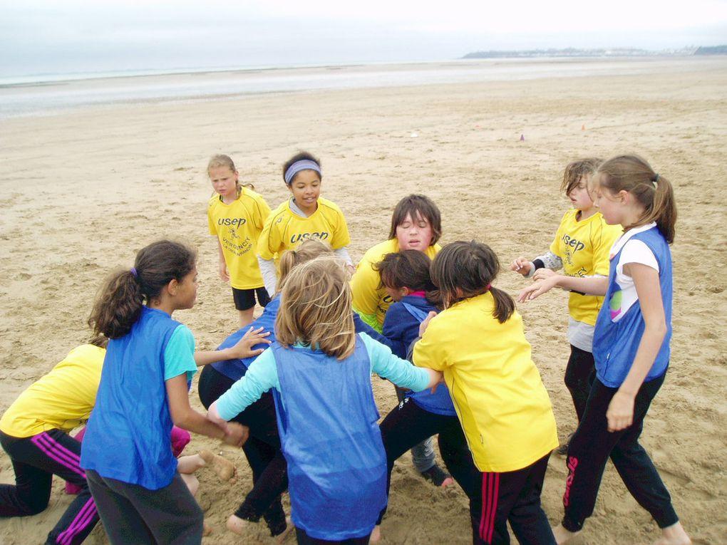 Le rugby est un sport d'équipe.