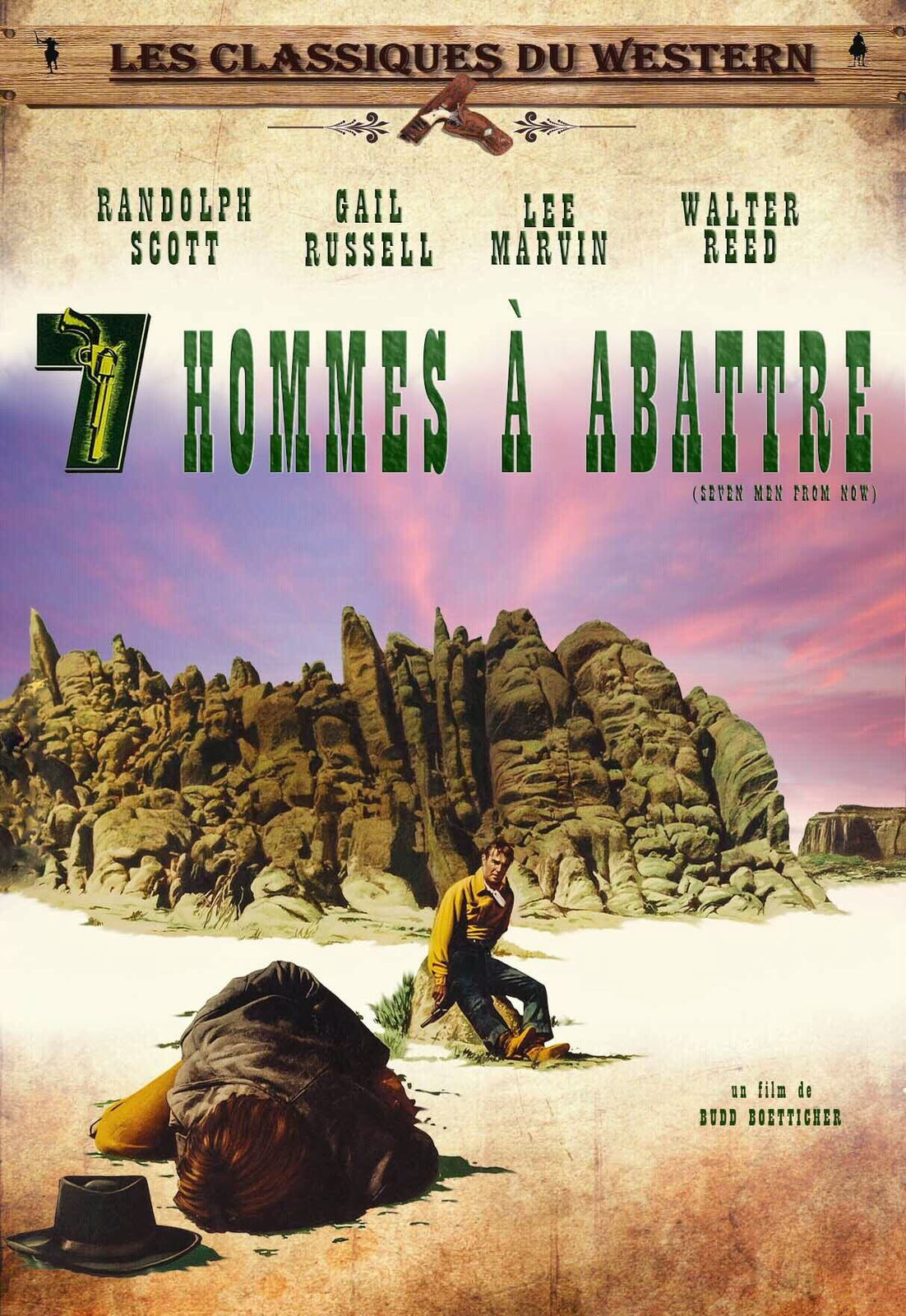 7 HOMMES A ABATTRE (Seven men from now)