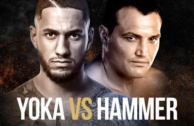Tony Yoka vs. Christian Hammer en direct vendredi sur Canal Plus !