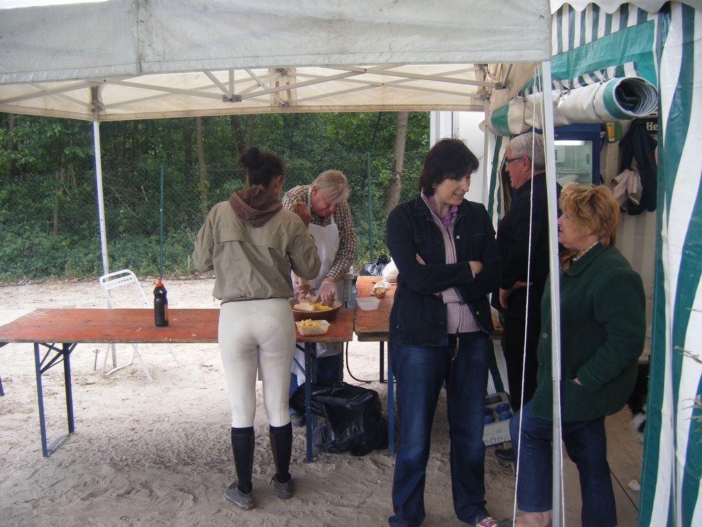 2011 - Concours Saut d'Obstacles