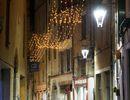 Lumière dans la ville