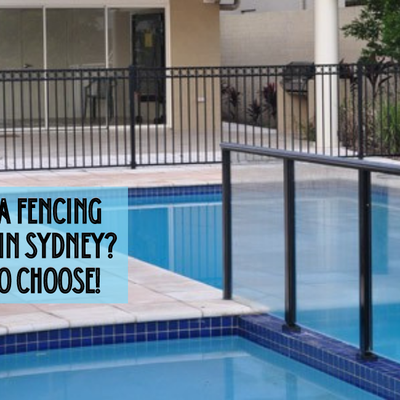 Looking for a Fencing Contractor in Sydney? Here's How to Choose!