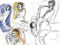 Jean-My Truong quintet (L'Ecoutille,Festival Jazz en Chantereine, 7 novembre 2013)