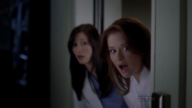 Grey's Anatomy : Encéphalogramme plat…