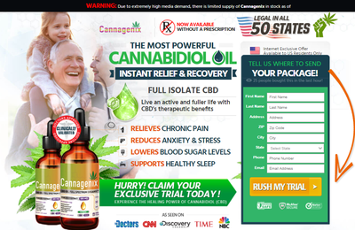 Cannagenix CBD: Reviews, Benefits, Price, Pain Relief & Buy?
