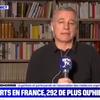 Christophe Prudhomme, médecin urgentiste syndiqué CGT, remet les pendules à l'heure