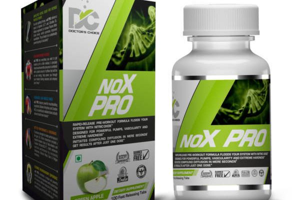 Nox Pro Muscle:- is a muscle building supplement!!!