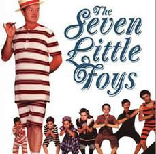 Mes sept petits chenapans de Melville Shavelson