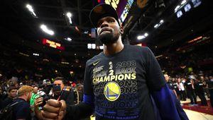 Kevin Durant :  «Je pensais que je vivrais au Maryland toute ma vie mais le basket m'a permis de sortir de cet environnement»